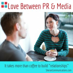 PR Success and Relationships