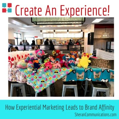 How Experiential Marketing Ushers in Brand Affinity