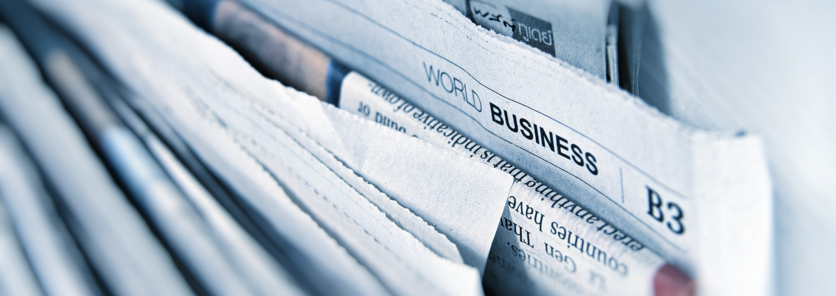 Newspapers indicate media coverage